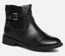 48602 Stiefeletten & Boots in schwarz