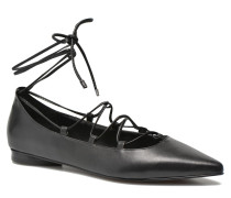 GIA V Ballerinas in schwarz
