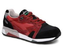 N9000 Italia Sneaker in rot