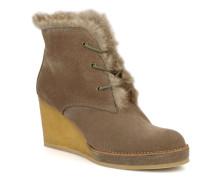 New aki crepe desert botte Stiefeletten & Boots in beige