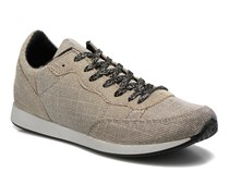 Run silver Sneaker in grau