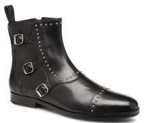 Melvin & Hamilton Susan 45 Stiefeletten Boots in schwarz