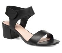 EVONNA Sandalen in schwarz