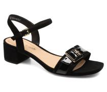 Orabella Shine Sandalen in schwarz