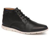 Shaft Mid Stiefeletten & Boots in schwarz