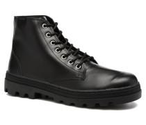 Pallabosse Mid Stiefeletten & Boots in schwarz