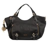 Emmi Rotterdam Handtasche in schwarz