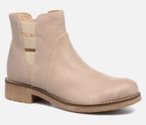 D NEW VIRNA Stiefeletten & Boots in beige