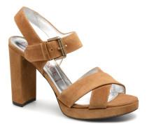 Elisa 7 Cross Sandal Sandalen in braun