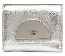 Anuka SLG Small Trifold Portemonnaies & Clutches für Taschen in silber