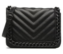 CALUBURA Crossbody Handtasche in schwarz