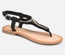 45338 Sandalen in schwarz