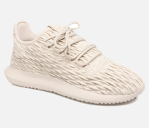 Tubular Shadow Sneaker in beige