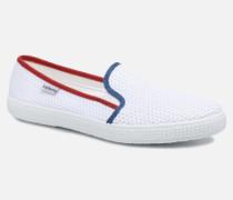Slip On RejillainTricolor Sneaker in weiß