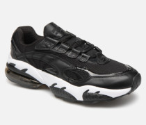 Cell Venom Reflective Sneaker in schwarz