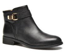 Befot Stiefeletten & Boots in schwarz