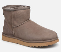 Classic Mini II Stiefeletten & Boots in braun
