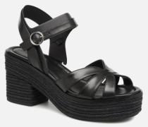 Claudette WF536 Sandalen in schwarz