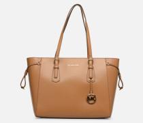 Cabas Voyager MD MF TZ TOTE Handtasche in braun