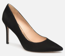 Hazel Pumps in schwarz