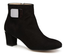 10916 Stiefeletten & Boots in schwarz