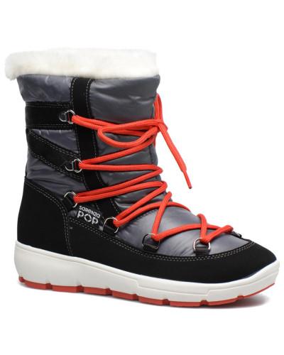 SARENZA Damen MOWFLAKE Bottes de neige Snow boots Sportschuhe in grau Erkunden Zu Verkaufen Ausgezeichnet QsUyT