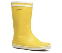 Malouine BT Stiefel in gelb
