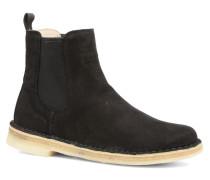 DESERT PEAK W Stiefeletten & Boots in schwarz