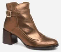 OR Omayo35 Stiefeletten & Boots in goldinbronze