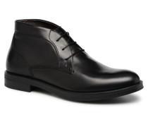 Class II 4 Schnürschuhe in schwarz