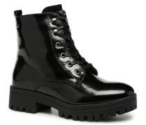 57651 Stiefeletten & Boots in schwarz