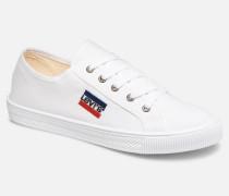 Levi's Malibu Sportswear Sneaker in weiß
