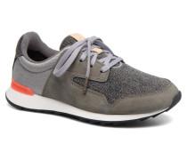 Floura Mix Sneaker in grau