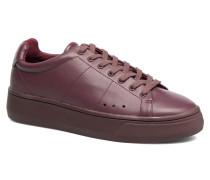 Gena Lu Sneaker in weinrot