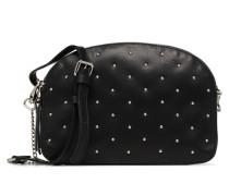 ELEA ROCK Handtasche in schwarz