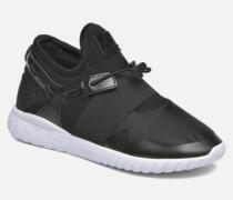 Area Mid Sneaker in schwarz
