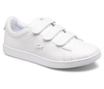 Carnaby Evo Strap 4181 Sneaker in weiß