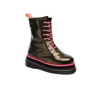 Oceano Stiefeletten & Boots in goldinbronze