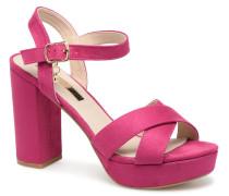Néon Sandalen in rosa