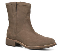 Chanteside Low Stiefeletten & Boots in braun