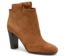 Chic Stiefeletten & Boots in braun