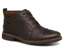 Lawes Top Stiefeletten & Boots in braun