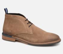 Pilot Desert Suede Stiefeletten & Boots in braun