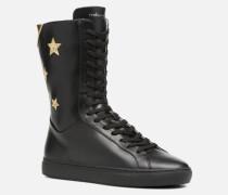 Clabox Stiefel in schwarz