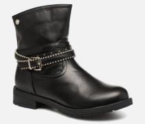 48497 Stiefeletten & Boots in schwarz