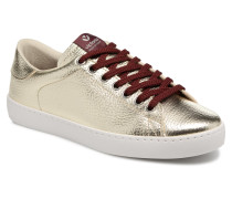 Deportivo Metalizado Sneaker in goldinbronze