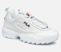 Disruptor M Low W Sneaker in weiß