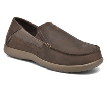 Santa Cruz 2 Luxe Leather M Slipper in braun