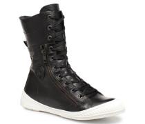 Rider Sneaker in schwarz