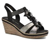 Jaam Sandalen in schwarz